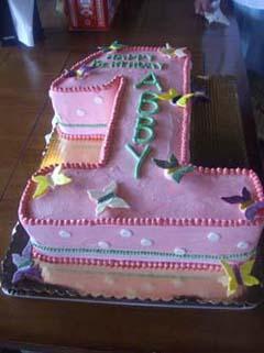 Abby Cake Specialty Cake Image