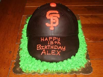 Alex Cake Specialty Cake Image