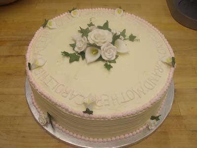 Birthday Cake 2 Specialty Cake Image