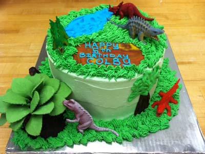 Birthday Cake 3 Specialty Cake Image