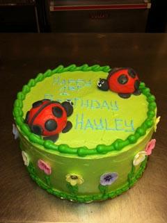 Hayley Birthday Cake Specialty Cake Image