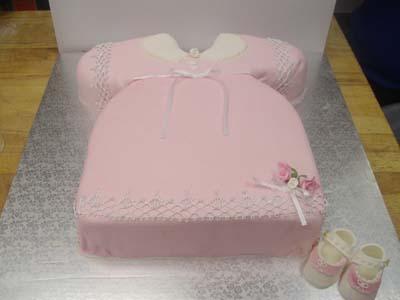 Little Girls Dress Cake Specialty Cake Image