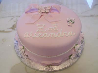 Special Pink Cake Specialty Cake Image