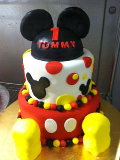 Tommy Cake Specialty Cake Image