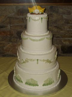 Bucherati Cake 2 Wedding Cake Image