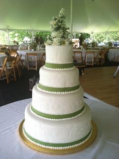 Karen Wedding Cake Image